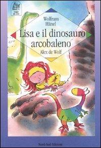 Lisa e il dinosauro Arcobaleno.