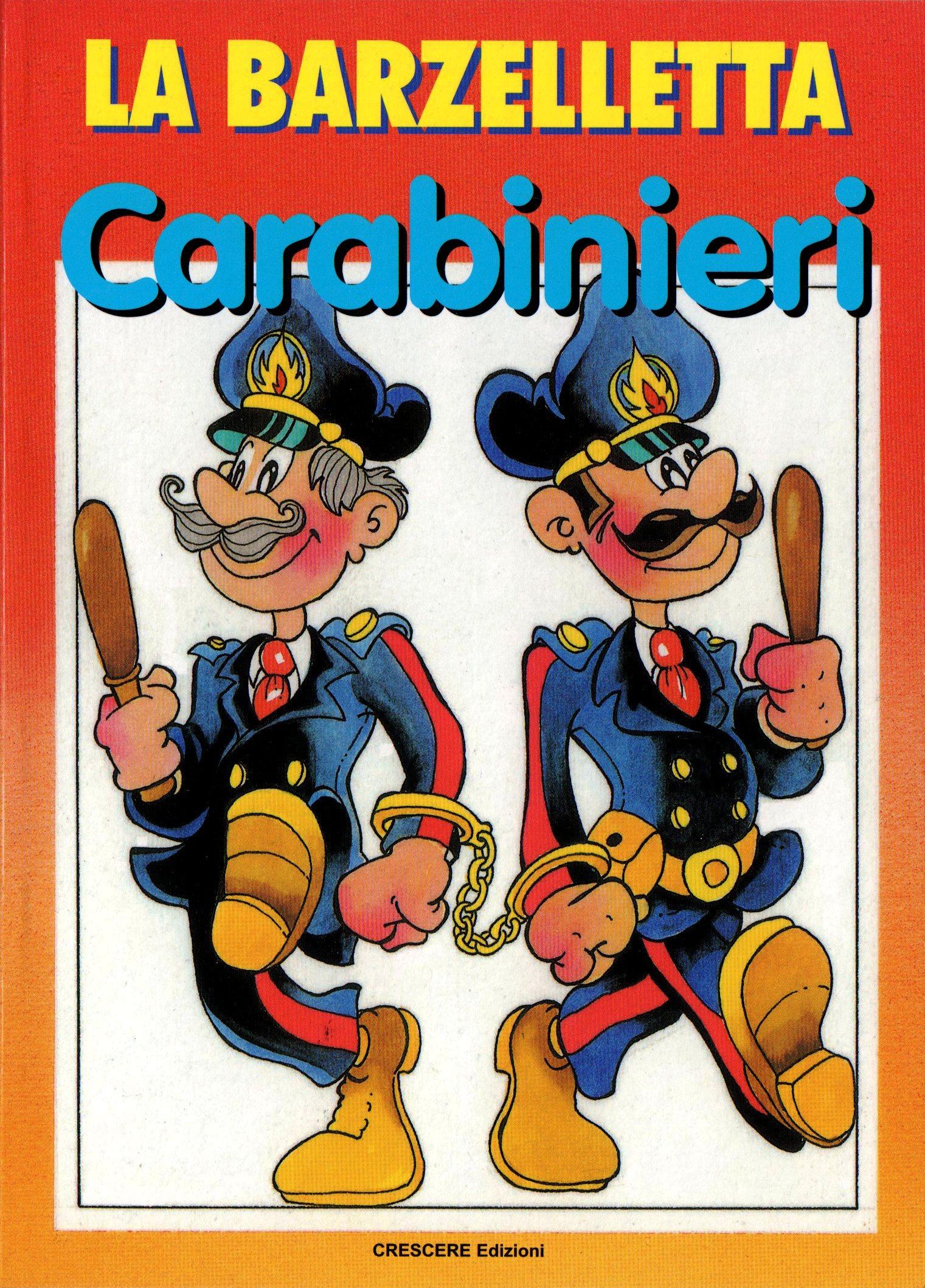 La barzelletta. Carabinieri.
