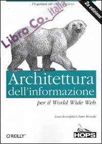 Architettura dell'informazione per il World Wide Web.