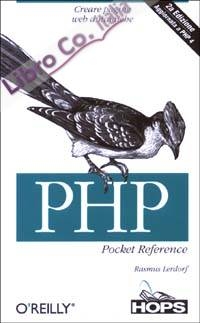 PHP. Pocket reference.