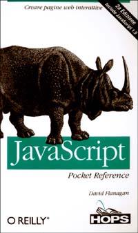 JavaScript Pocket reference.