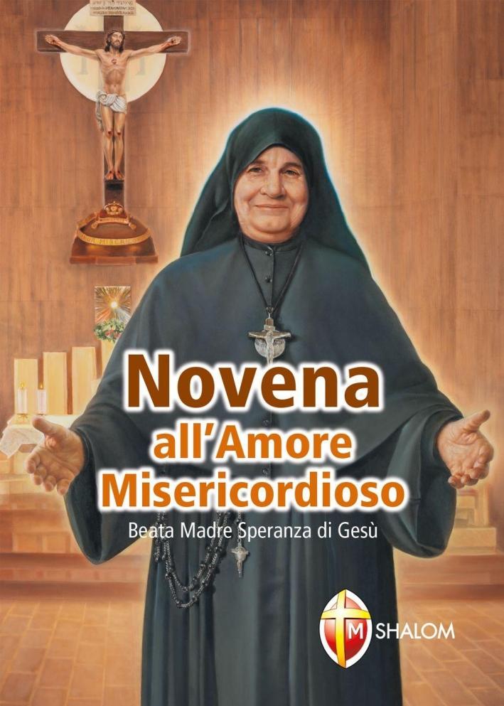 Novena all'amore misericordioso
