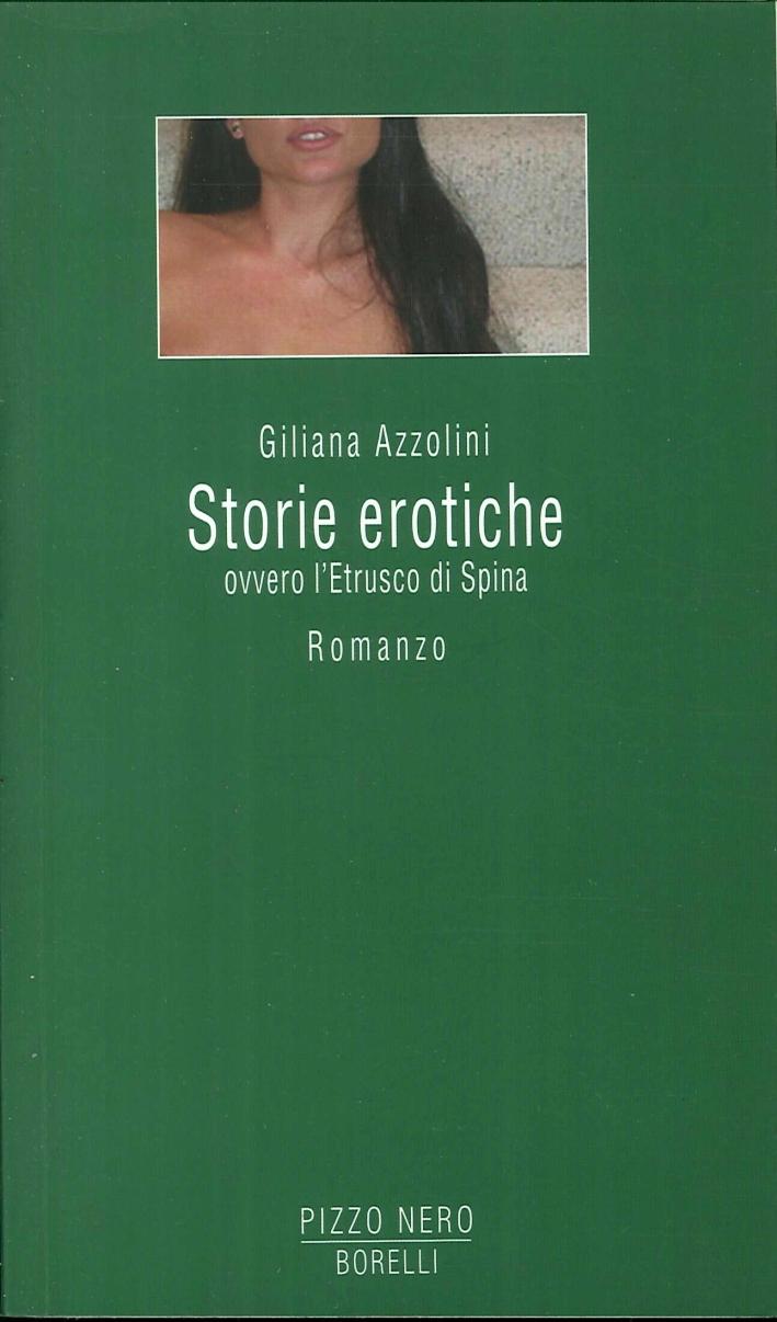 Storie erotiche ovvero l'Etrusco di Spina