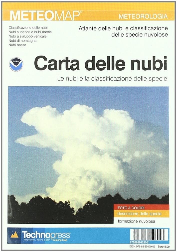 Carta delle nubi