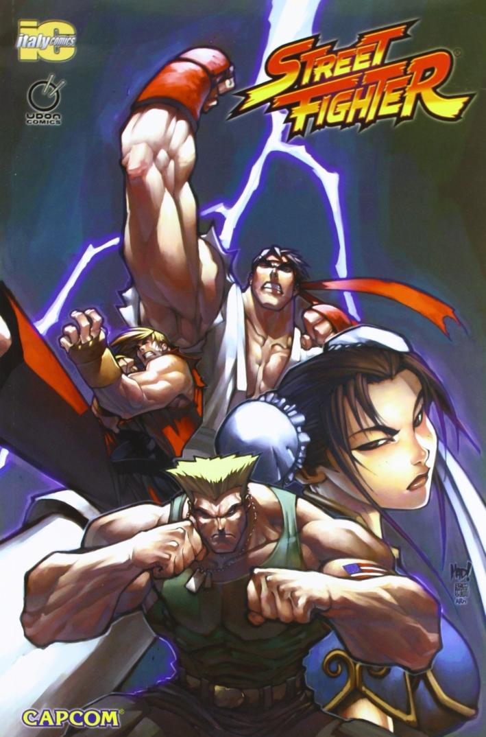 Round One: Fight! Street Fighter. Vol. 1