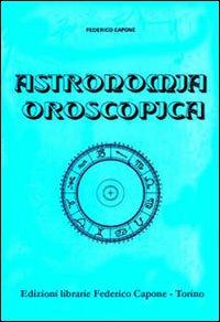 Astronomia oroscopica