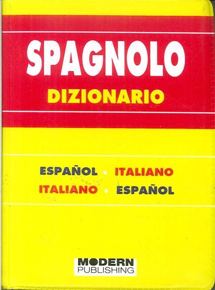 Dizionario spagnolo