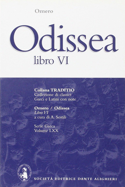 Odissea. Libro VI