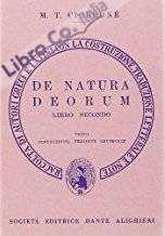 De natura deorum. Libro 2º. Versione interlineare