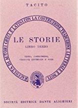 Le storie. Libro 3º. Versione interlineare