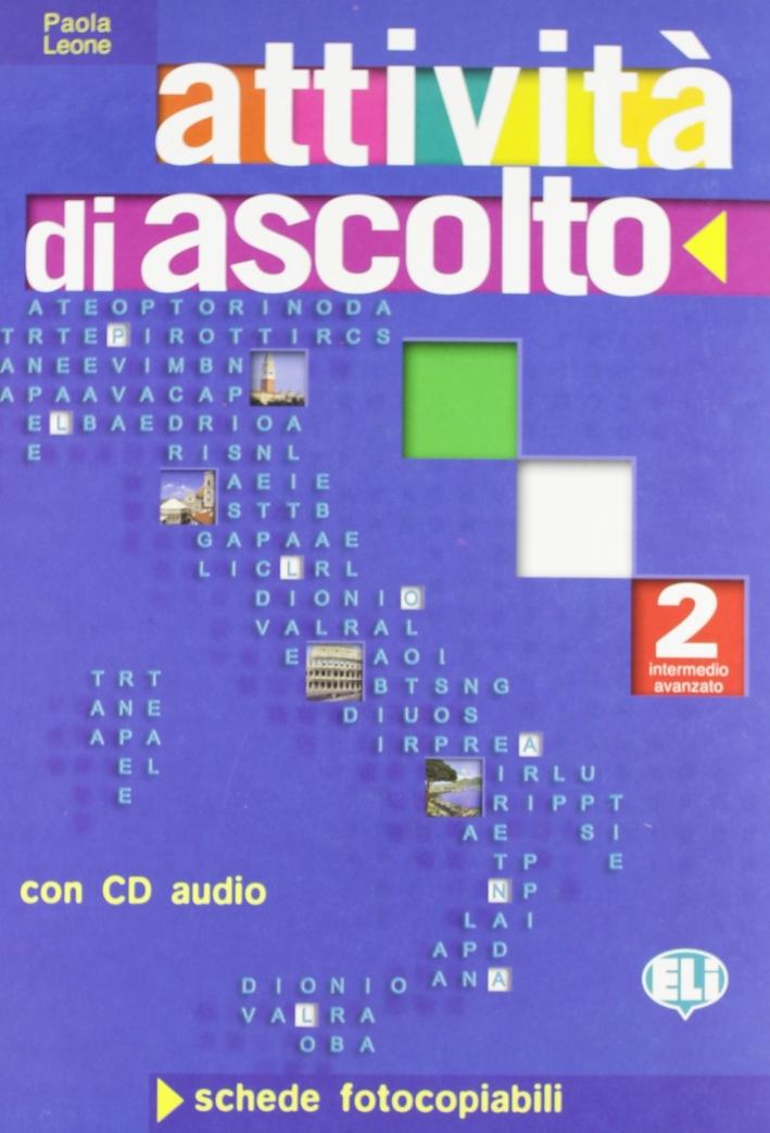 Attività di ascolto. Con audiocassetta. Vol. 2