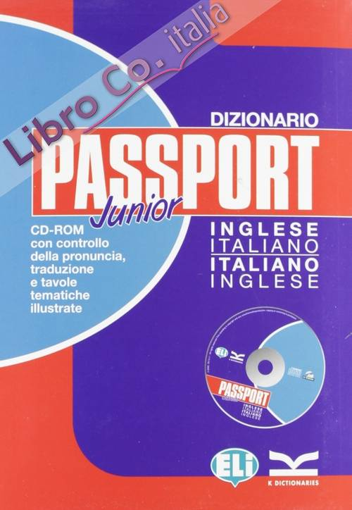 Passport Junior. Learner'S Dictionary. con CD-ROM