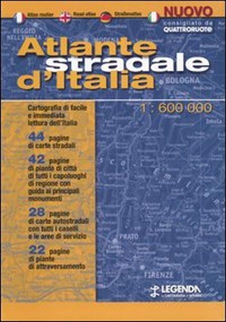 Atlante stradale d'Italia 1:600.000