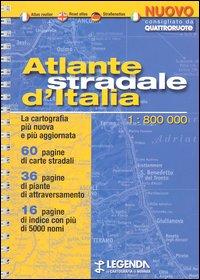 Atlante stradale d'Italia 1:800.000