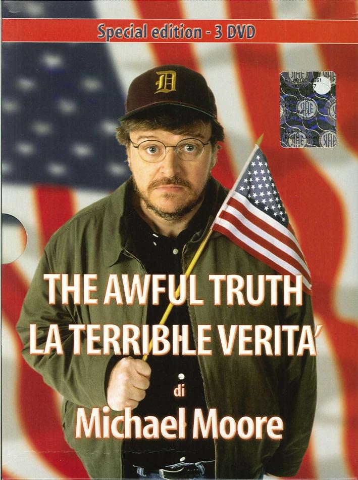 Terribile verità (COF. 3 DVD) The awful truth. [Edizione Italiana e Inglese]