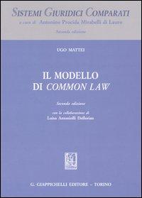 Il Modello di Common Law.