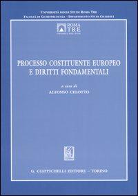 Processo costituente europeo e diritti fondamentali. Atti del Convegno organizzato dal Centro di eccellenza in diritto europeo (Roma, 13 febbraio 2004)