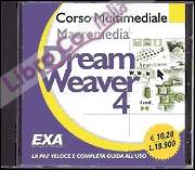 CORSO MULTIMEDIALE MACROMEDIA DREAM WEAVER 4.