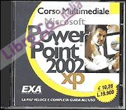 CORSO MULTIMEDIALE POWERPOINT 2002 XP