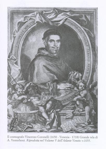 Vincenzo Coronelli. Epitome storica veneziana nel culto ambivalente della loro identità. Memorie e risonanze