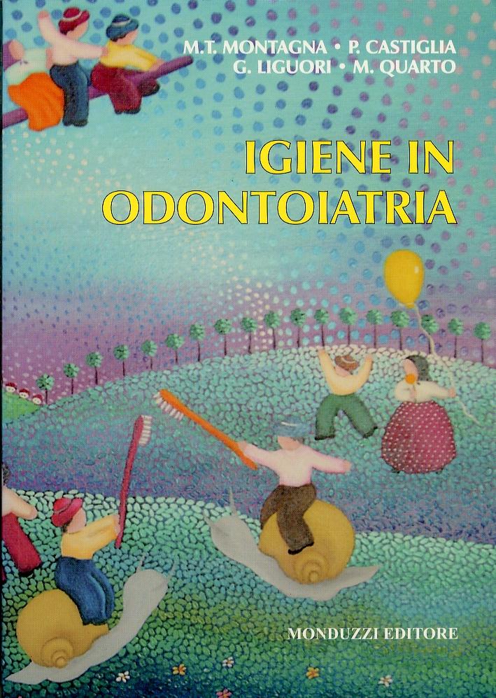 Igiene in Odontoiatria. Con CD-ROM