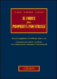 Il codice della proprietà industriale.