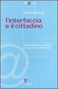 L'interfaccia e il cittadino. Comunicazione pubblica, tra tecniche e riflessività