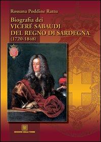Biografia dei viceré sabaudi del Regno di Sardegna
