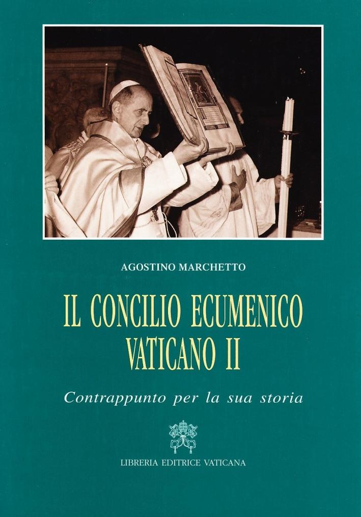 Il Concilio ecumenico Vaticano II. Contrappunto per la sua storia