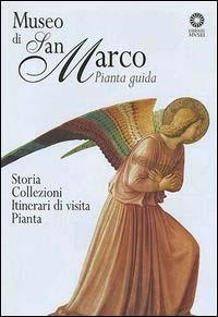 Museo di San Marco. Pianta guida.