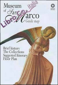 Museum of San Marco. Guide map