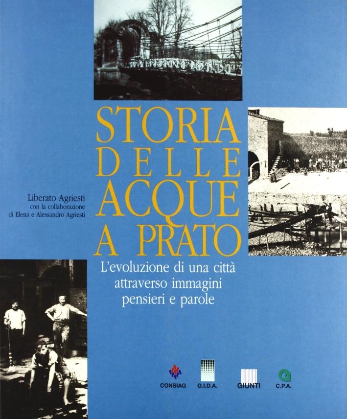 Storia delle acque a Prato.