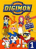 Color Digimon. Seconda serie. 1.