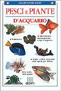 Pesci e piante d'acquario.