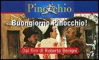 Buongiorno Pinocchio! Dal film di Roberto Benigni