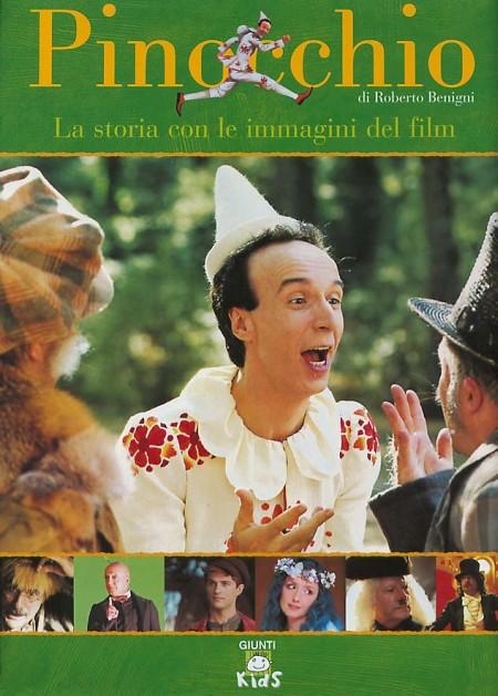 Pinocchio di Roberto Benigni. La storia con le immagini del film.