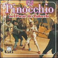 Pinocchio nel paese dei balocchi.