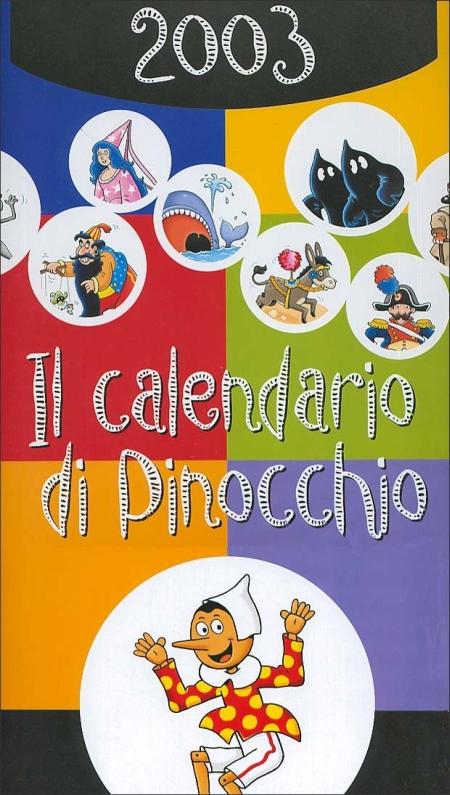 Il calendario di Pinocchio 2003