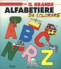 Il grande alfabetiere da colorare