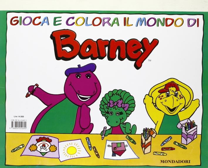 Il mondo di Barney