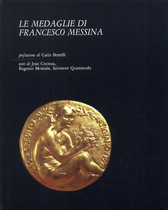 Le medaglie di Francesco Messina