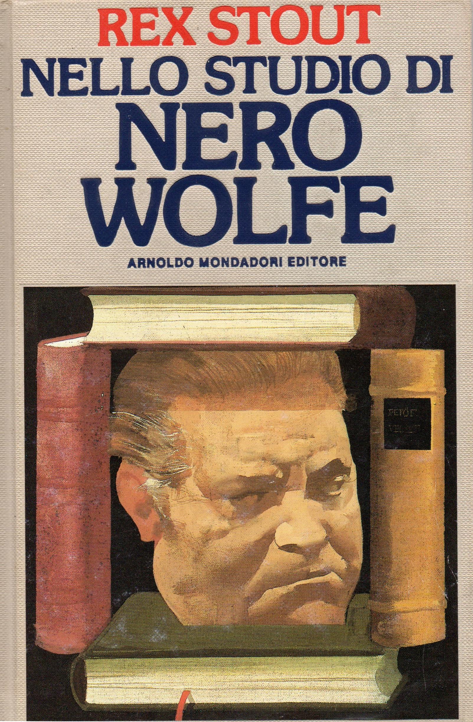 Nello studio di Nero Wolfe