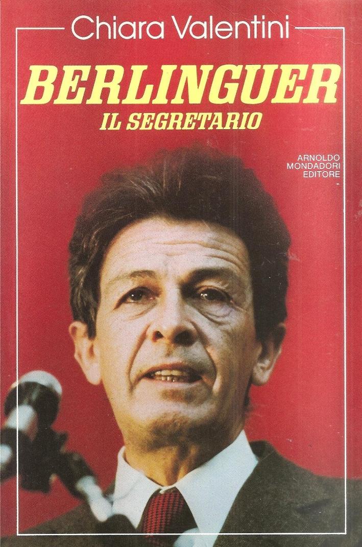 Berlinguer il segretario