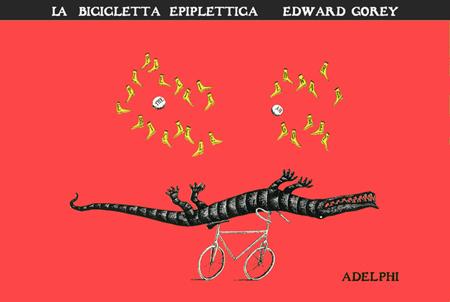 La bicicletta epiplettica. Ediz. illustrata