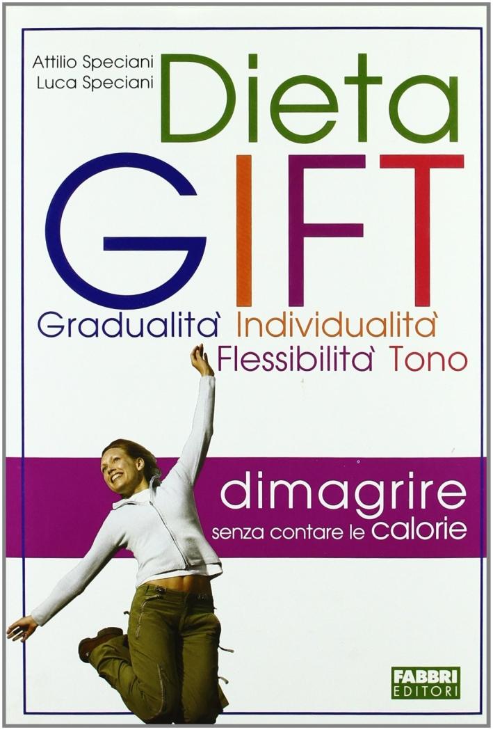 DietaGIFT. Gradualità, individualità, flessibilità, tono