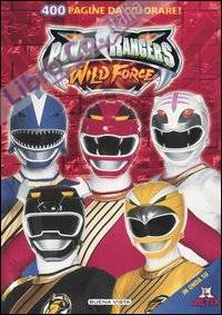 Power Rangers wild force.