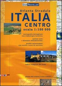 Atlante stradale. Italia. Centro 1:180.000