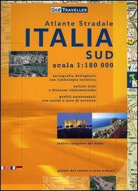 Atlante stradale. Italia. Sud 1:180.000
