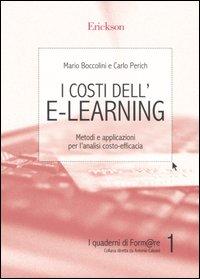 I costi dell'e-learning. Metodi e applicazioni per l'analisi costo-efficacia