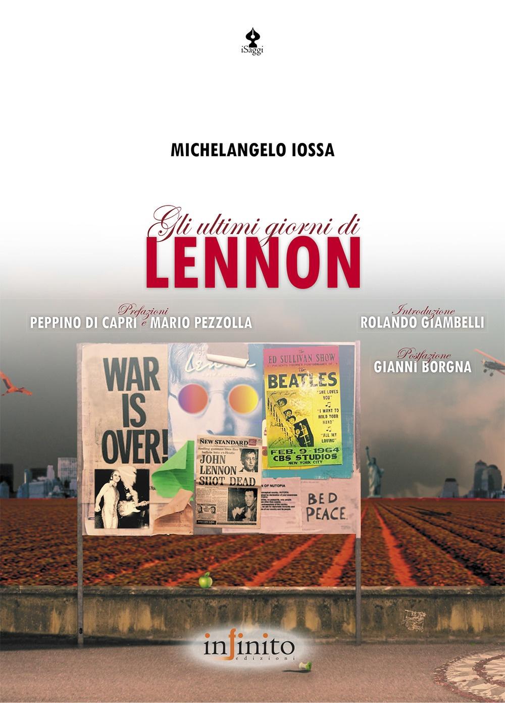 Gli ultimi giorni di Lennon.